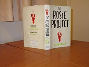 THE ROSIE PROJECT (Signed): Simsion, Graeme
