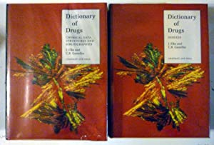 DICTIONARY OF DRUGS - Two Volumes