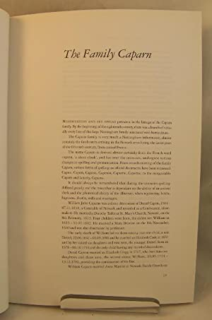 A Genius Undeclared - The Life, Works & Times of William J. Caparne: Robin A.Fenner