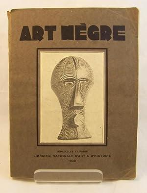 L'Art Negre A L'Exposition du Palais des Beaux-Arts Du 15 Novenbre Au 31 Decembre 1930: ...