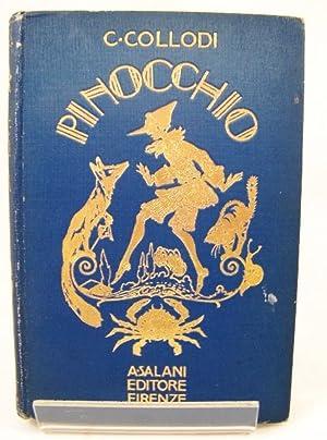 Le avventure di Pinocchio. Storia di un: COLLODI, CARLO