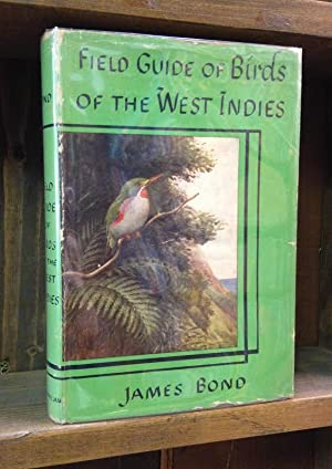 Field Guide of Birds of the West: Bond, James