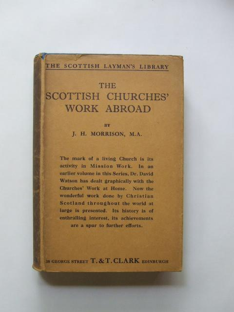 The Scottish Churches' Work Abroad