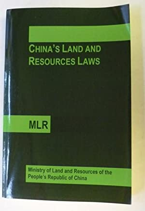 China's Land and Resource Laws