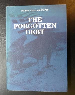 The Forgotten Debt: Harokopos, George