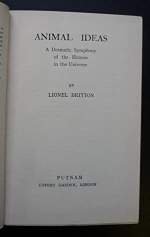 Animal Ideas: Britton, Lionel