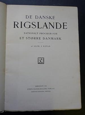 De Danske Rigslande- Nationalt Program for et Storre Danmark: Ravad, Alfred J