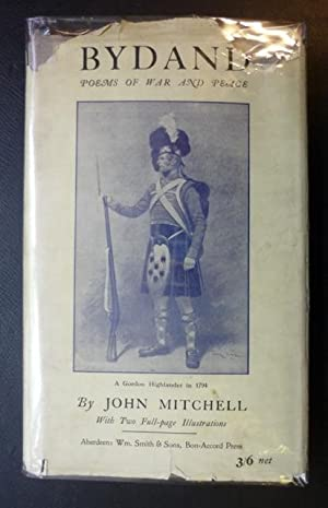 Bydand - Poems of War and Peace: Mitchell, John