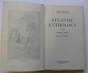 Atlantic Anthology: Moore, Nicholas, Newton, Douglas (editors)