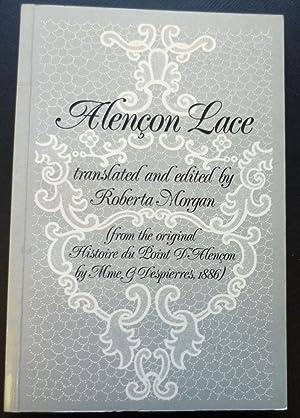 Alencon Lace: Morgan Roberta (Translator)