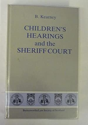 Children's Hearings and the Sheriff Court