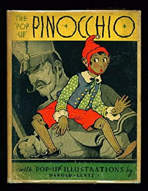 THE POP-UP PINOCCHIO: Collodi, Carlo (Harold