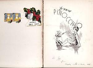 THE POP-UP PINOCCHIO: Collodi, Carlo (Harold Lentz, Illustrator)