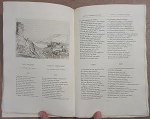Le poème du Rhône en douze chants - Texte provençal et traduction française. Eaux-fortes de P.-L. ...