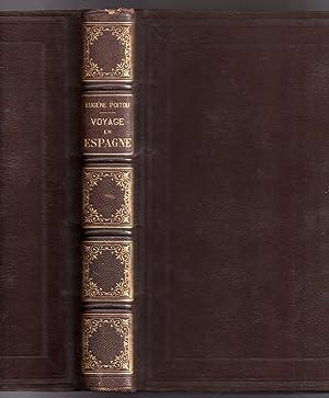 Voyage en Espagne - Illustration par V. Foulquier: POITOU, Eugène