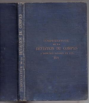 Compensateur de la Déviation du Compas à Bord des Navires en Fer: ARSON, A