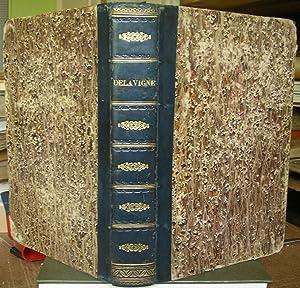 Oeuvres Complètes de Casimir Delavigne de l'Académie Française - Seule Edition Avouée par l&#39...