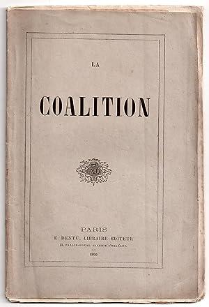 La Coalition: Anonyme
