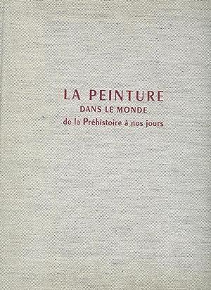 La Peinture dans le Monde de la: JANSON, H. &