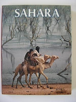Lot de 3 ouvrages : Sahara : La passion de la vie. Avant-propos de Dominique Champault + Sahara + ...