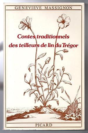 Contes traditionnels des teilleurs de lin du Trégor (Basse-Bretagne): MASSIGNON, Geneviève