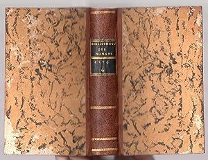Bibliothèque Universelle des Romans : Mai 1776 & Juin 1776: PAULMY Marquis de & TRESSAN ...