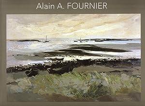 Alain A. Fournier : Peintre 1931-1983 - Une vie d'artiste: PETROFF, Romane (texte) & ...