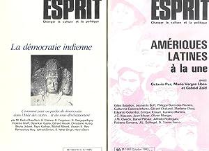 ESPRIT : 49 volumes de 1945 à 1996: MOUNIER, Emmanuel & Jean-Marie DOMENACH & Paul THIBAUD ...