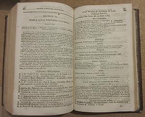 Almanach Royal et National pour l'An M DCCC XXXII [ 1832 ] Présenté à sa Majesté et aux Princes...