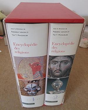 Encyclopédie des Religions : I. Histoire II. Thèmes [ Edition complète sous coffret ]: LENOIR, ...