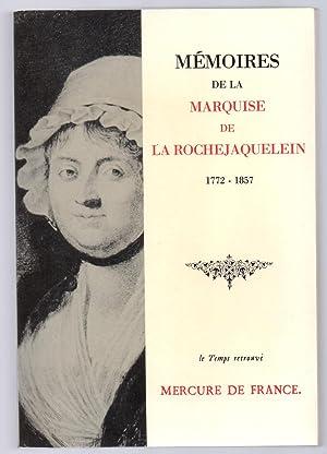Mémoires de la marquise de La Rochejaquelein: LA ROCHEJAQUELEIN, la