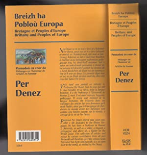 Breizh ha Pobloù Europa - Bretagne et Peuples d'Europe - Brittany and Peoples of Europe : ...