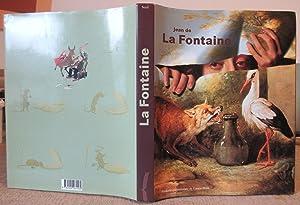 Jean de La Fontaine [ Catalogue de: LESAGE, Claire (dir.)