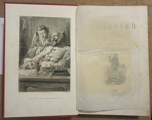 Voyages de Gulliver par Swift Traduction de l'abbé Desfontaine revue corrigée et précédée d'...