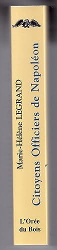 Citoyens Officiers de Napoléon: LEGRAND, Marie-Hélène