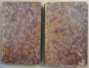 Leçons de Droit de la Nature et des Gens [ Complet des 4 parties reliées en 2 volumes ]: DE FELICE,...