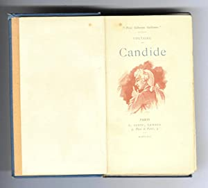 Candide Illustrations de Mittis [ Petite Collection Guillaume - collection Nelumbo ]: VOLTAIRE