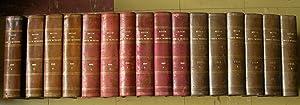 Revue des Deux Mondes 1918 - 1920 : soit 16 Volumes reliés (Tomes 43 à 58 ): DOUMIC, René (dir.)