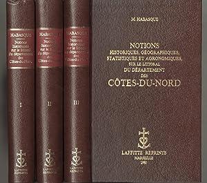 Notions historiques, géographiques, statistiques et agronomiques, sur: HABASQUE, M