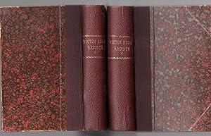 Victor Hugo Raconté par un Témoin de sa Vie avec Oeuvres Inédites de Victor Hugo entre autres un ...