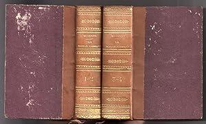 Le Roman Comique [Complet des 4 tomes reliés en 2 volumes]: SCARRON, Paul