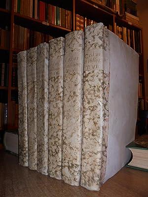 Biblioteca, e STORIA di quegli Scrittori così: Angiolgabriello di Santa