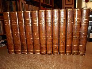La France Littéraire ou Dictionnaire Bibliographique. Les: Quérard J.-M.