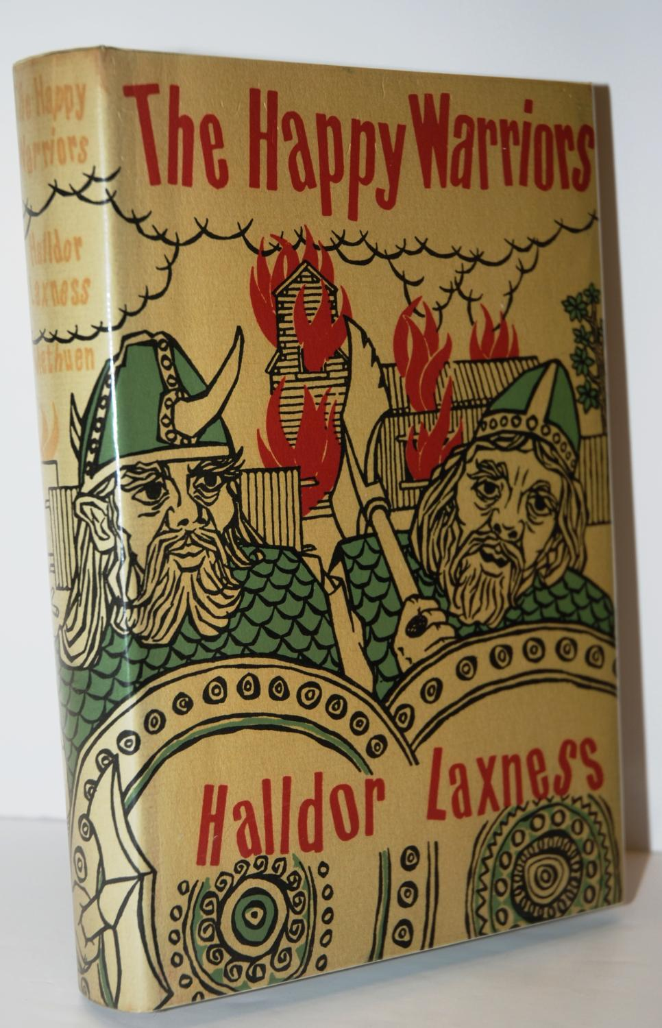 The Happy Warriors Laxness, Halldor Good Hardcover