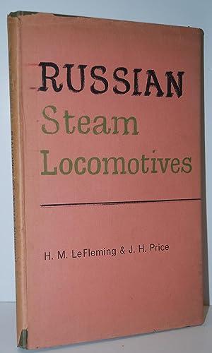Russian Steam Locomotives: le Fleming, H