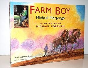 Farm Boy - The Sequel to War: Morpurgo, Michael &