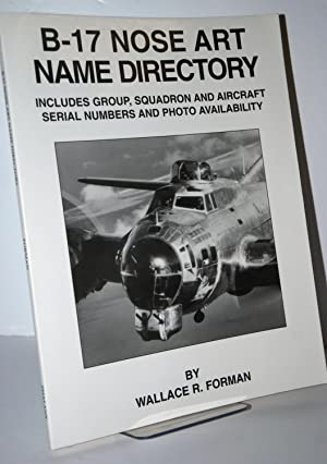 B 17 Nose Art Name Directory B 17 Nose Art N...