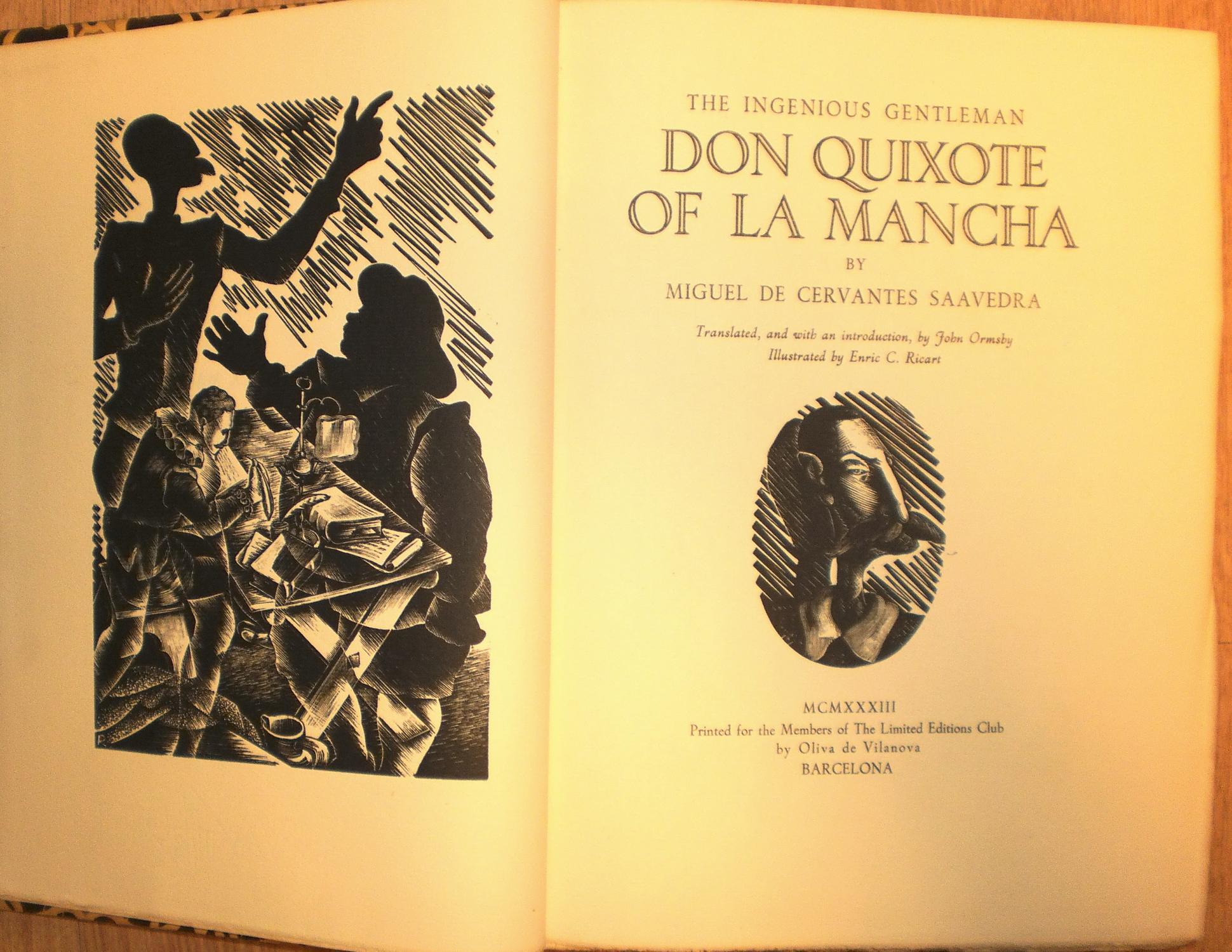 an analysis of the novel don quixote de la mancha by miguel de cervantes Download don quixote audiobook (rate this audio book) author: miguel de cervantes narrator: the adventures of don quixote de la mancha.