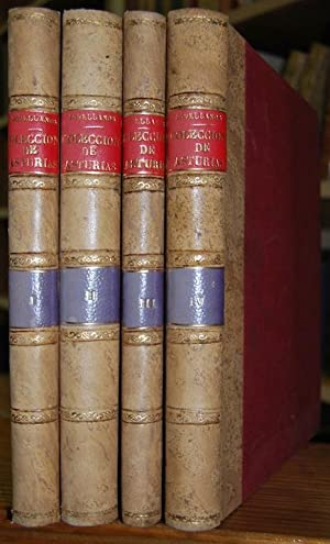 COLECCION DE ASTURIAS. Reunida por D. GASPAR MELCHOR DE JOVELLANOS. Publícala EL MARQUES DE ...