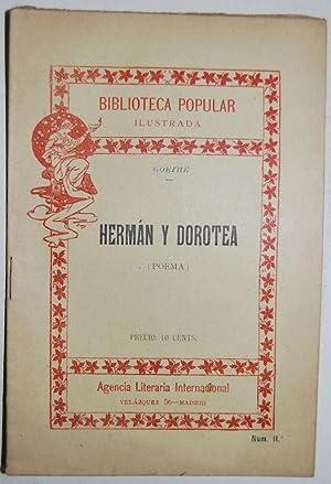 HERMAN Y DOROTEA (Poema): GOETHE